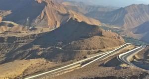 بطول 16.7 كيلومتر .. افتتاح المرحلة الأولى من (وادي منقال ـ وادي بني جابر)