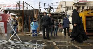 العراق: 6 قتلى بانفجار سيارة مفخخة في بغداد