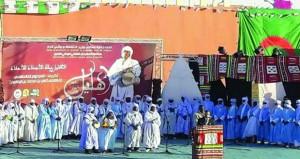 """أدرار الجزائرية تحتضن المهرجان الوطني لفن """"الأهليل"""""""
