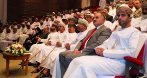 افتتاح ملتقى التواصل الأول مع خريجي كلية الحقوق في جامعة السلطان قابوس
