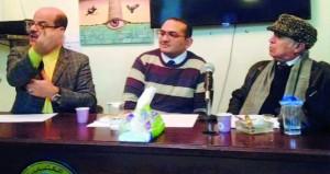 """رابطة الكتاب الأردنيين تقيم ندوة نقدية حول """"أدب الاستشراق"""" لغسان عبدالخالق"""