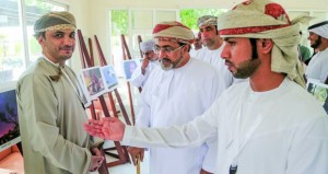 """اختتام فعاليات """"ملتقى شرم الخليجي للمصورين"""" بمحضة"""