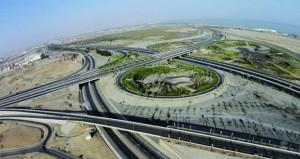 """الانتهاء من مشروع الربط بين مطار مسقط الدولي الجديد و""""الطريق السريع"""""""