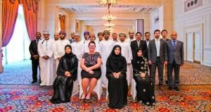 """مركز عمان للحوكمة والاستدامة يعقد برنامجا تدريبيا حول """"المهارات الفاعلة لسكرتير مجالس الإدارة"""""""