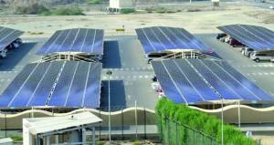 """""""تنمية نفط عُمان"""" تتبنى الطاقة الشمسية بمقرها الرئيسي"""