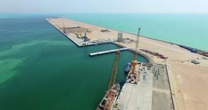هيئة المنطقة الاقتصادية الخاصة بالدقم توقع اتفاقية لتمويل الحزمة الثانية من ميناء الدقم