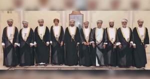 رؤساء المجالس البلدية بالمحافظات يؤدون القســم