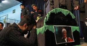 إيران: عشرات الالاف يشاركون في تشييع رفسنجاني