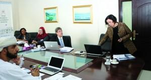 الهيئة العمانية للاعتماد الأكاديمي تنظم حلقة حول التقويم مقابل المعايير المؤسسية