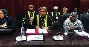 اختتام جلسات الدورة الثانية عشرة لمؤتمر اتحاد مجالس الدول الأعضاء في منظمة التعاون الإسلامي بمالي