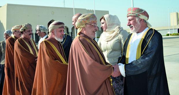 رئيس مجلس الدولة يزور باكستان