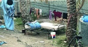 سكنات الأيدي العاملة الوافدة خاصة العزّاب بعبري وسط مساكن العائلات ؟!
