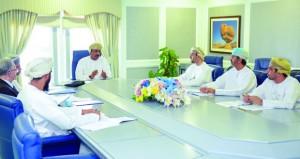 إجتماع اللجنة المشتركة لتطوير السياحة البيئية في المحميات الطبيعية
