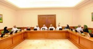 """مجلس الدولة يناقش ترتيبات زيارة وفد """"لجنة الصداقة البرلمانية"""" إلى الأردن"""