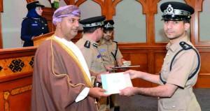 الادارة العامة للجمارك بشرطة عمان السلطانية تحتفل باليوم العالمي للجمارك