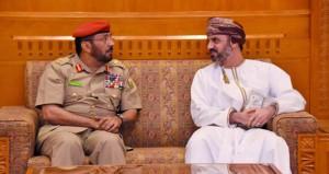 رئيسا مجلس الدولة والشورى يستقبلان وفد كلية الدفاع الوطني
