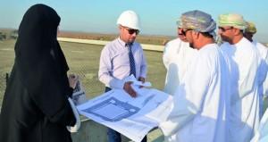 وزير البلديات الاقليمية يختتم برنامج زياراته الميدانية لمختلف المحافظات