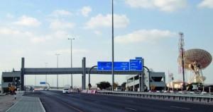 الانتهاء من مشروع جسر المشاة بالعامرات
