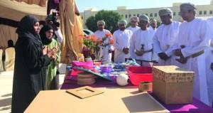 تدشين فعاليات وبرامج احتفال السلطنة بيوم البيئة العماني بالبريمي