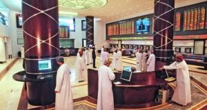 تقرير: سوق مسقط الثاني خليجيا من حيث الارتفاع والقطاع المالي يرتفع 18.4%