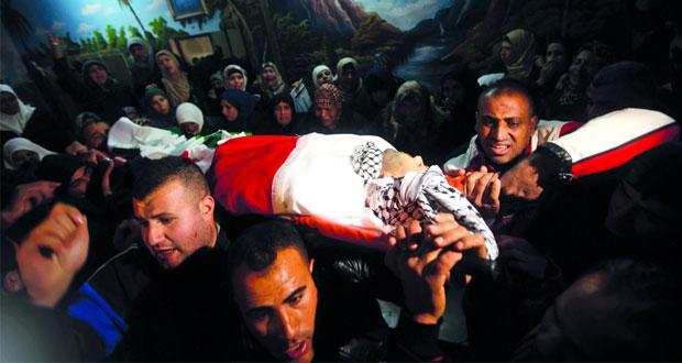 الاحتلال يشن حملة اعتقالات (واسعة) بالضفة والقدس المحتلين
