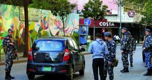 لبنان: إحباط عملية انتحارية داخل أحد المقاهي وتوقيف الانتحاري