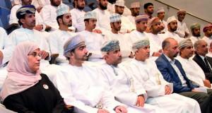 جامعة السلطان قابوس تختتم محاضرات حول الطاقة المتجددة والوقود الحيوي