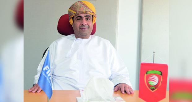 الأمين العام المدير التنفيذي لاتحاد القدم في حوار حصري لـ (الوطن الرياضي)