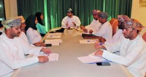 لجنة الفروسية العلاجية تعقد اجتماعها الثاني بالرحبة