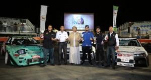 الشيهاني يتوج بلقب الجولة الثالثة لبطولة عُمان للإنجراف وسط منافسة قوية