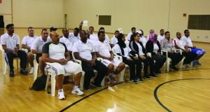 ختام الدراسات الآسيوية لتصنيف مدربي السلة للمستوى الثاني