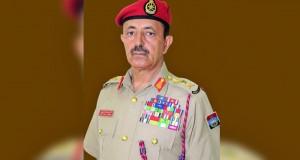 رئيس أركان قوات السلطان المسلحة يقدم شكره لكافة القطاعات الحكومية والخاصة على جهودها في إنـجاح البطولة