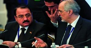 أستانة يبدأ بـ(غير مباشرة) سورية والتحالف يشارك روسيا في ضربات بالباب