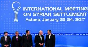 استانة يدعو للالتزام بسيادة سوريا .. ولقاء جديد في جنيف 8 فبراير