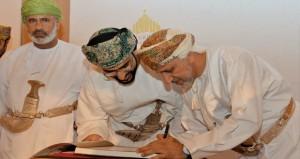 """رؤية توثيقية لإنجازات شباب عمان"""""""