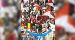 منتخبنا في المربع الذهبي للسيزم بخماسية.. ونصف النهائي عربي