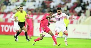 في كأس العالم العسكرية الثانية لكرة القدم: منتخبنا العسكري يكتفي بالتعادل الإيجابي مع البحرين والتأهل يتأجل إلى لقاء فرنسا