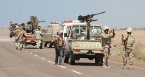 """اليمن: 40 قتيلا في معارك قرب """"المخا"""""""