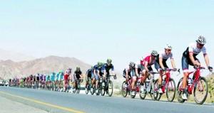 اليوم انطلاق المرحلة الأولى من طواف عمان للدراجات بمشاركة نحو 144 دراجًا
