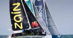 انطلاق منافسات سباق الطواف العربي للإبحار الشراعي إي.أف.جي 2017م