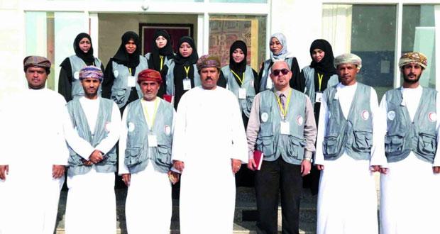 تدشين المسح الوطني للأمراض غير المعدية بمحافظة ظفار