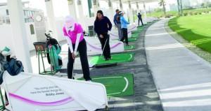 منتخبنا الوطني يبدأ اليوم منافسات البطولة الخليجية للجولف بالبحرين