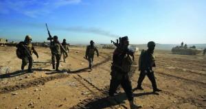 العراق: الجيش يسيطر على عدد من قرى الساحل الأيمن في الموصل