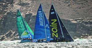 """اليوم انطلاق الجولة الرابعة """"أبوظبي ـ الدوحة"""" وسط منافسة قوية على مراكز الصدارة"""