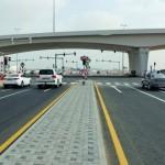 بلدية مسقط تفتتح ازدواجية شارع المطار بمنطقة المرتفعة بطول (4.7) كم