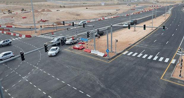 ازدواجية شارع المطار بـ(المرتفعة) تخدم مناطق حيوية وتربط طرقاً استراتيجية