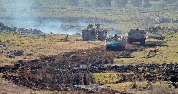 الجيش السوري يكثف عملياته في دير الزور ويقطع خطوط إمداد للإرهابيين