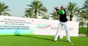 البحرين في صدارة بطولة الخليج للجولف والسعودية وصيفا ومنتخبنا خامسا