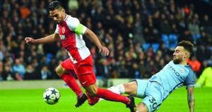 مانشستر سيتي يقلب الطاولة على موناكو في مباراة استثنائية في دوري أبطال أوروبا