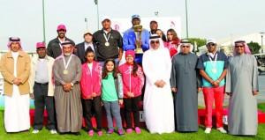 المنتخب البحريني يتوج ببطولة الخليج للجولف والسعودية وصيفا